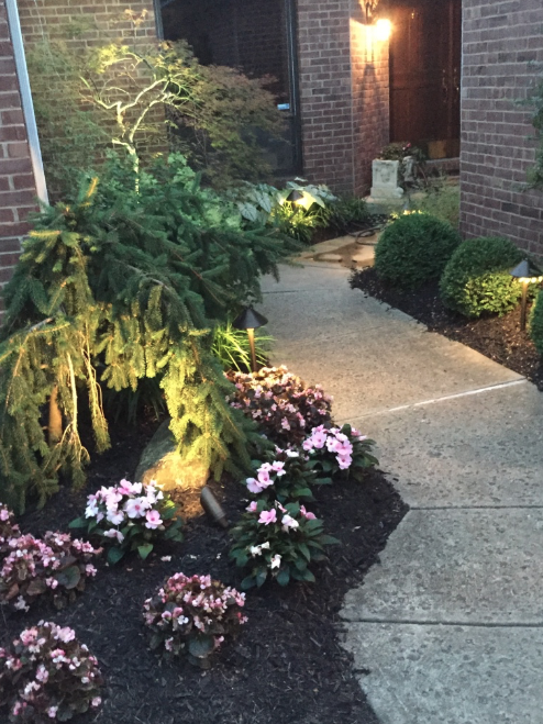 Add Illuminated Dimension With Landscape Lighting Brentwood