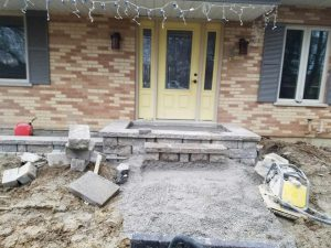 New Entryway Adds Beauty, Accessibility to NKY Home