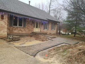 Project Complete: Pavers Revamp Entryway Access in NKY