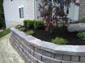 Alexandria Landscaping Project Transforms Backyard, Curb Appeal